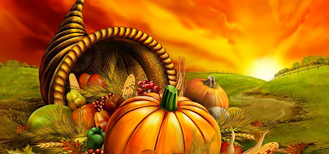 Celebrate Thanksgiving at the Hudson House!